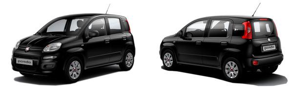 Modelo Fiat Professional Panda Comercial Pop