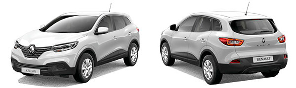 Modelo Renault Kadjar Business