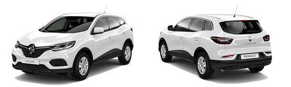 Modelo Renault Kadjar Business