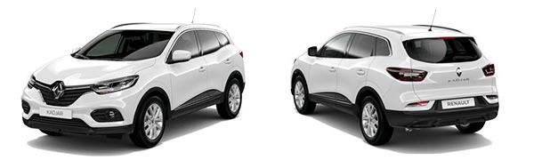 Modelo Renault Kadjar Intens