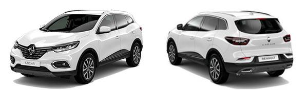 Modelo Renault Kadjar Zen