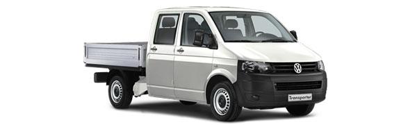 Modelo Volkswagen Comerciales Transporter Pick-Up Doble Cabina Lados Abatibles 4p Caja Abierta CD