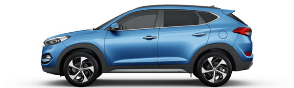 Model Hyundai Tucson Essence