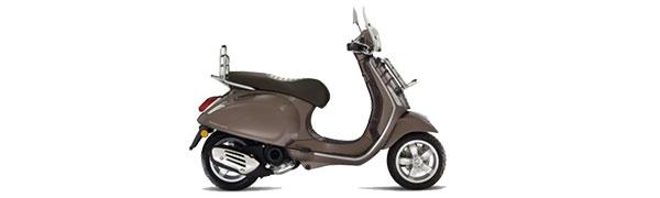 Modelo Vespa Primavera Touring -