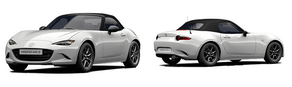Modelo Mazda MX-5 Cabrio Evolution
