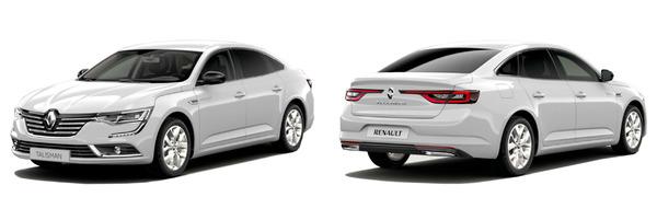 Modelo Renault Talisman Business