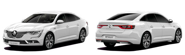 Modelo Renault Talisman Initiale Paris