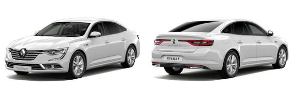 Modelo Renault Talisman Zen