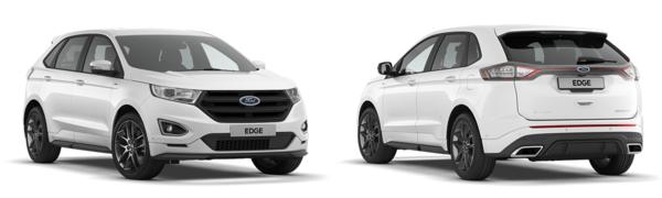 Modelo Ford Edge ST Line