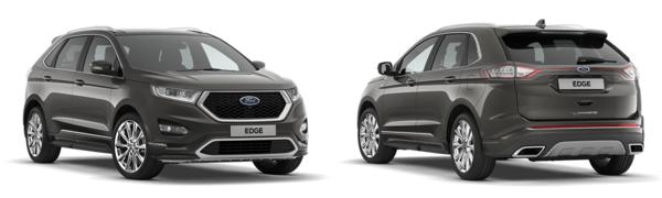Modelo Ford Edge Vignale