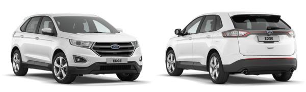 Modelo Ford Edge Trend