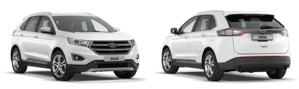 Modelo Ford Edge Titanium