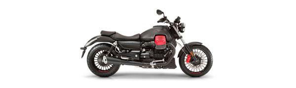 Modelo Moto Guzzi Audace -