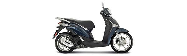 Modelo Piaggio New Liberty 125