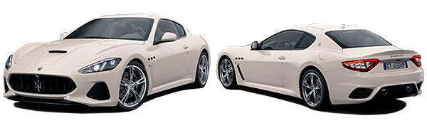 Modelo Maserati GranTurismo MC