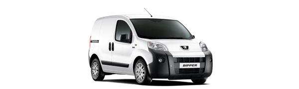 Model Peugeot Bipper Furgón -
