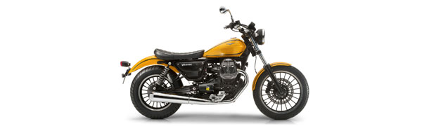 Modelo Moto Guzzi V9 Roamer
