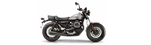 Modelo Moto Guzzi V9 Bobber