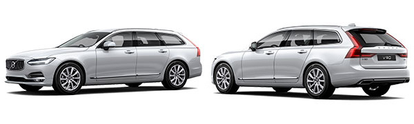 Modeloa Volvo V90 Inscription