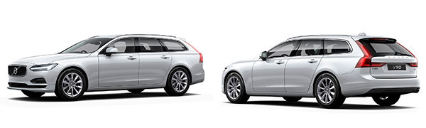 Modelo Volvo V90 Business Plus