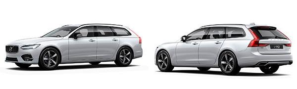 Modelo Volvo V90 R-Design