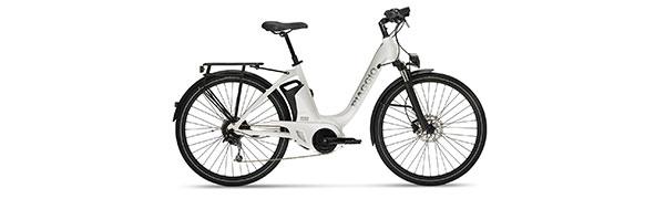 Modelo Piaggio Wi-Bike Confort Deore