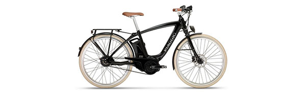 Modelo Piaggio Wi-Bike Confort Plus Masc.
