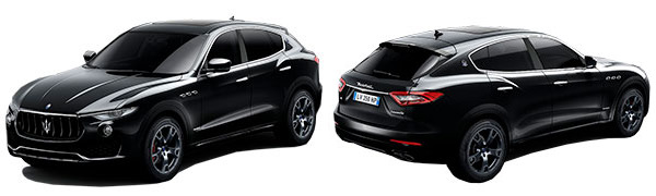 Modelo Maserati Levante GranSport
