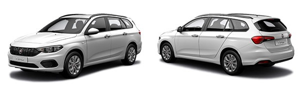 Modelo Fiat Tipo Station Wagon Easy