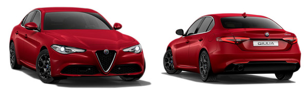 Modelo Alfa Romeo Giulia Executive