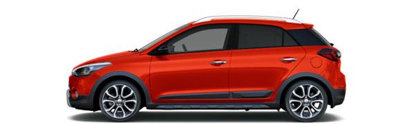 Modelo Hyundai i20 Active Klass