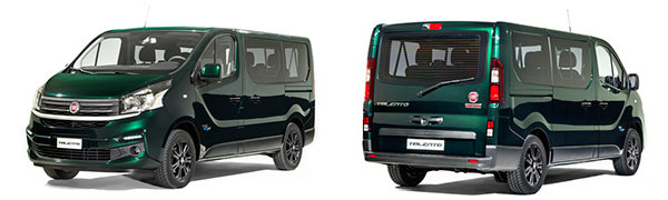 Modelo Fiat Professional Talento Combi 4p SX