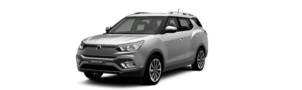 Modelo Ssangyong XLV Limited