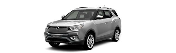 Modelo Ssangyong XLV Premium