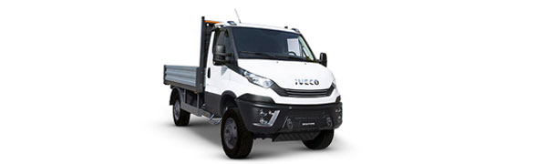 Modelo Iveco Daily 4x4 Chasis Cabina