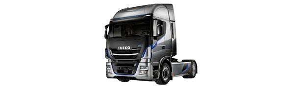 Modelo Iveco Nuevo Stralis Larga distancia Internacional