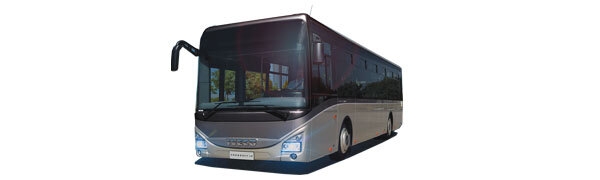Modelo Iveco Transporte Interurbano Crossway LE