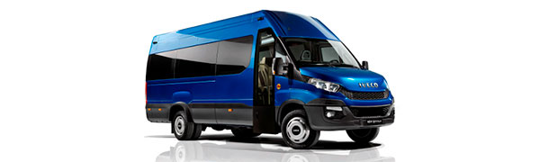 Modelo Iveco Daily Microbús Daily Tourys