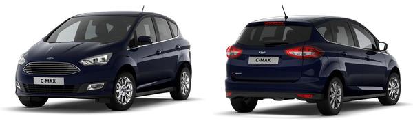 Modelo Ford C-Max Titanium