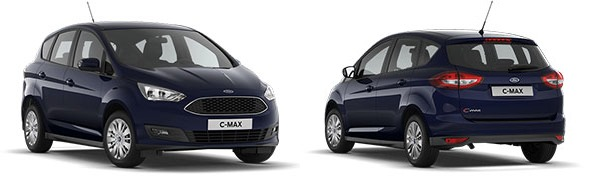 Modelo Ford C-Max Trend Plus