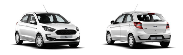 Modelo Ford Ka Plus Ultimate