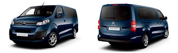 Modelo Citroën SpaceTourer 4p Business Lounge