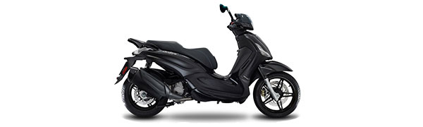 Modelo Piaggio New Beverly 350 ie Police