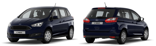 Modelo Ford Grand C-Max Business