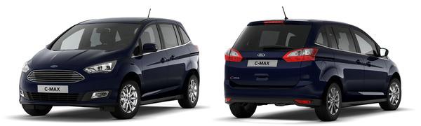 Modelo Ford Grand C-Max Titanium