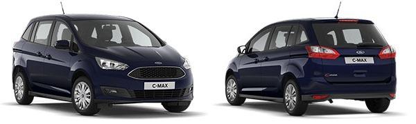Modelo Ford Grand C-Max Trend Plus