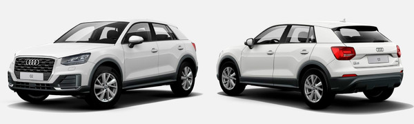 Modelo Audi Q2 Advanced