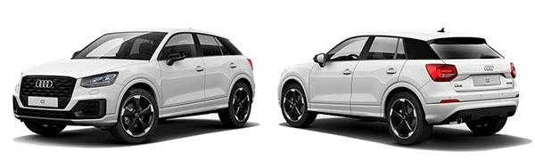 Modelo Audi Q2 Black line edition