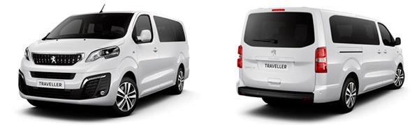 Modelo Peugeot Traveller Monovolumen 4p Business VIP