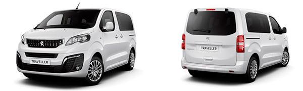 Modelo Peugeot Traveller Monovolumen 5p Active